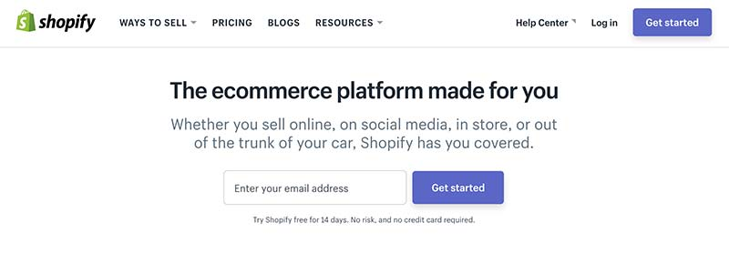 how to delete shopify store after trial ended