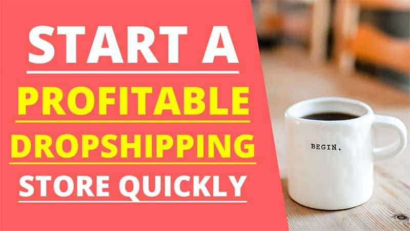 How to Quickly Start a Profitable Drop Shipping Store