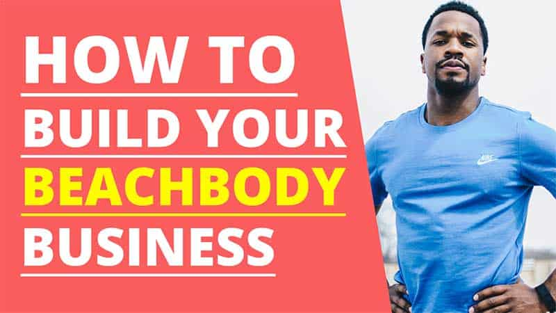 Here's How to Build Your Beachbody Business Using a Simple Website