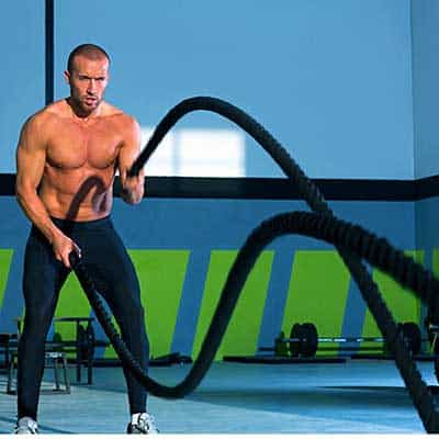 battle rope workout ropes
