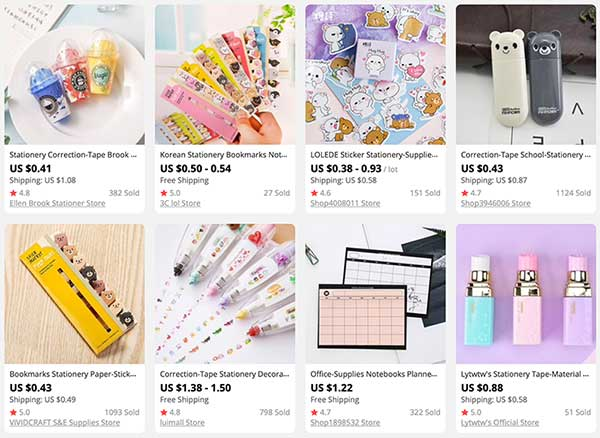 kawaii products for sale