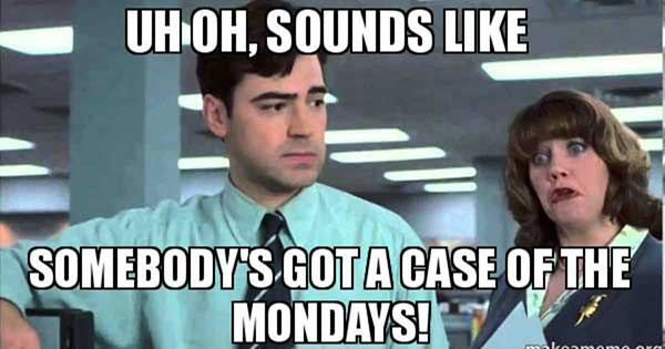 office space case of the mondays